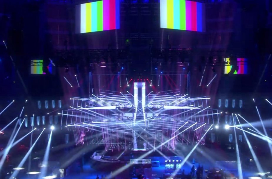 """Eurovizijos"" scena"