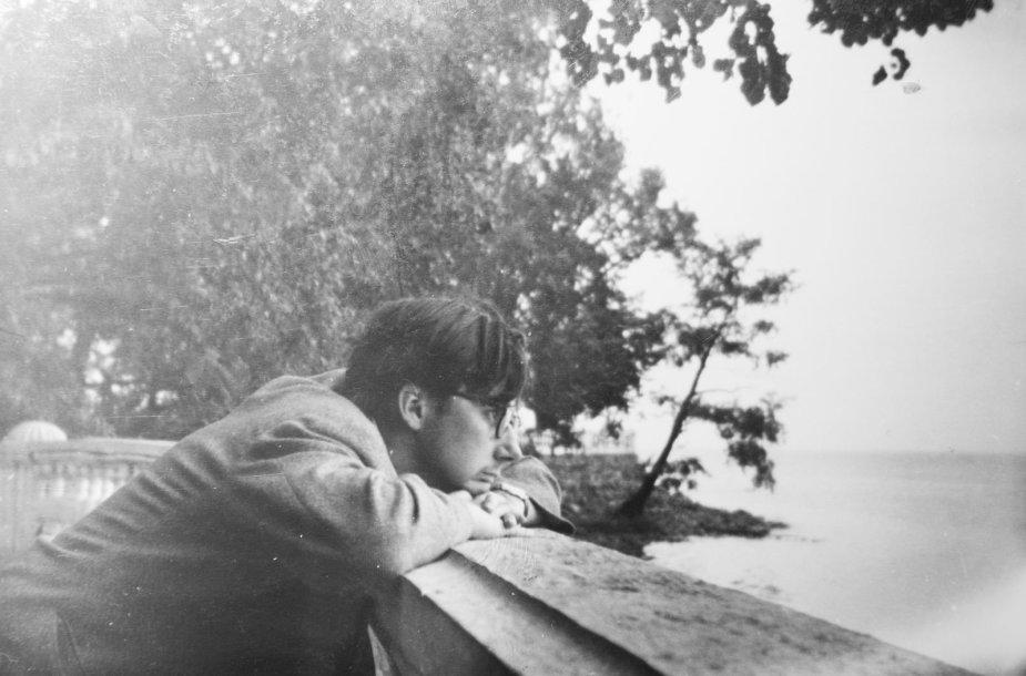 Vytauto Landsbergio asmeninio albumo nuotr.