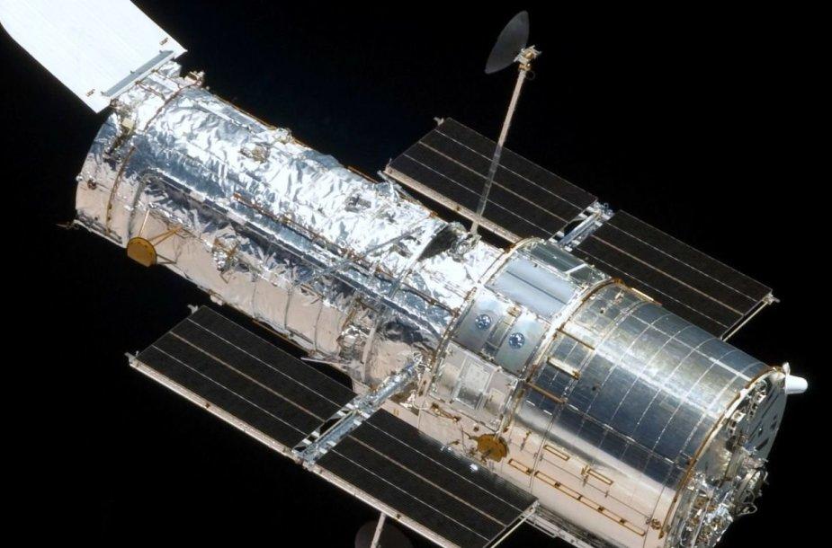 WFIRST kosminis teleskopas misiją turėtų pradėti 20214-aisias