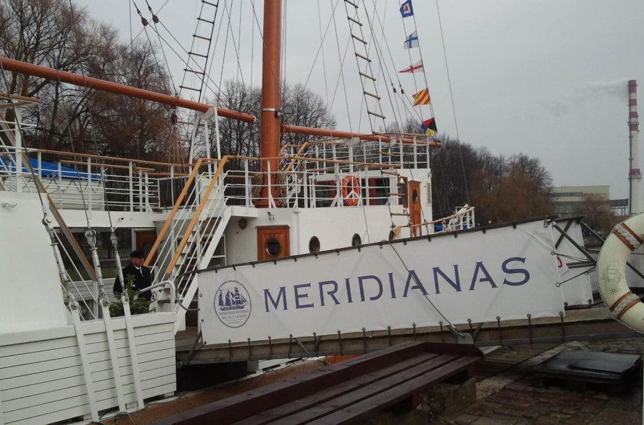 """Apatiniame """"Meridiano"""" denyje įrengtas prabangus restoranas"""