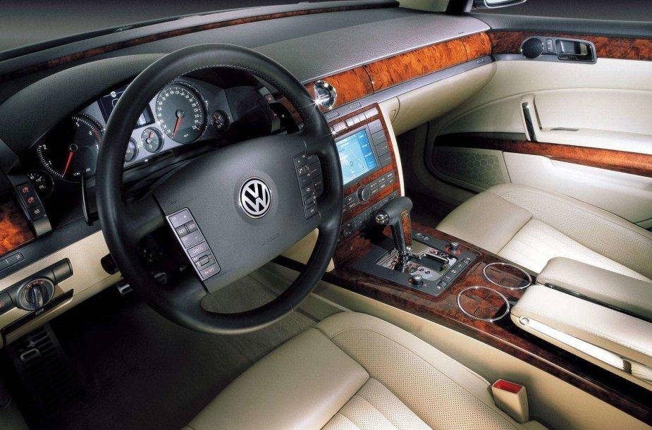 """""""Volkswagen Phaeton"""" (2002 m.)"""