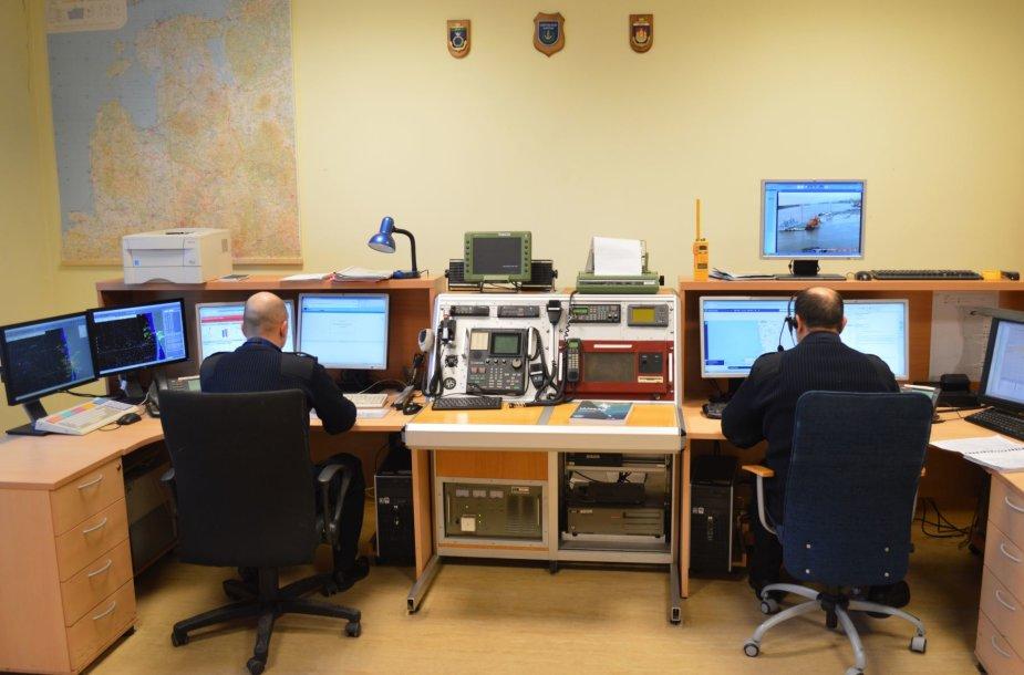 Lietuvos kariuomenės Karinių jūrų pajėgų Jūrų gelbėjimo koordinavimo centras