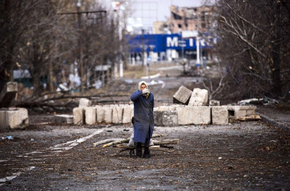 Rytų Ukrainos laukia šalta ir sunki žiema