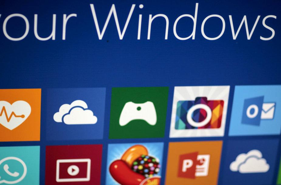 """Microsoft Windows 10"""
