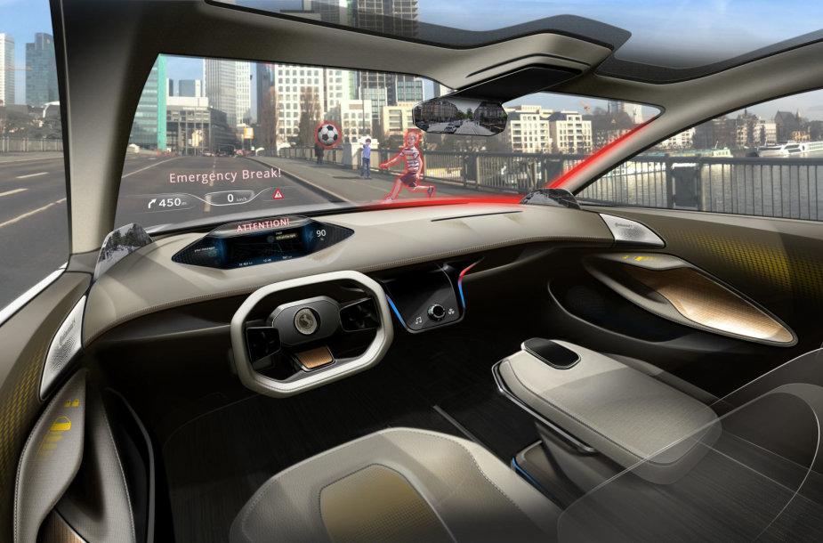 "Interaktyvus salonas ""Cockpit Vision 2025"""