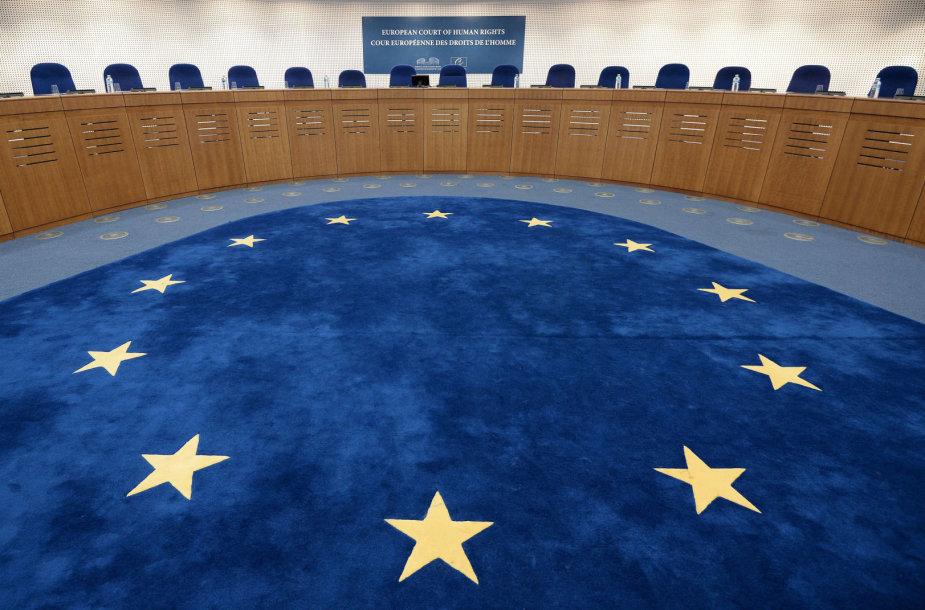 Europos Žmogaus Teisių Teismas