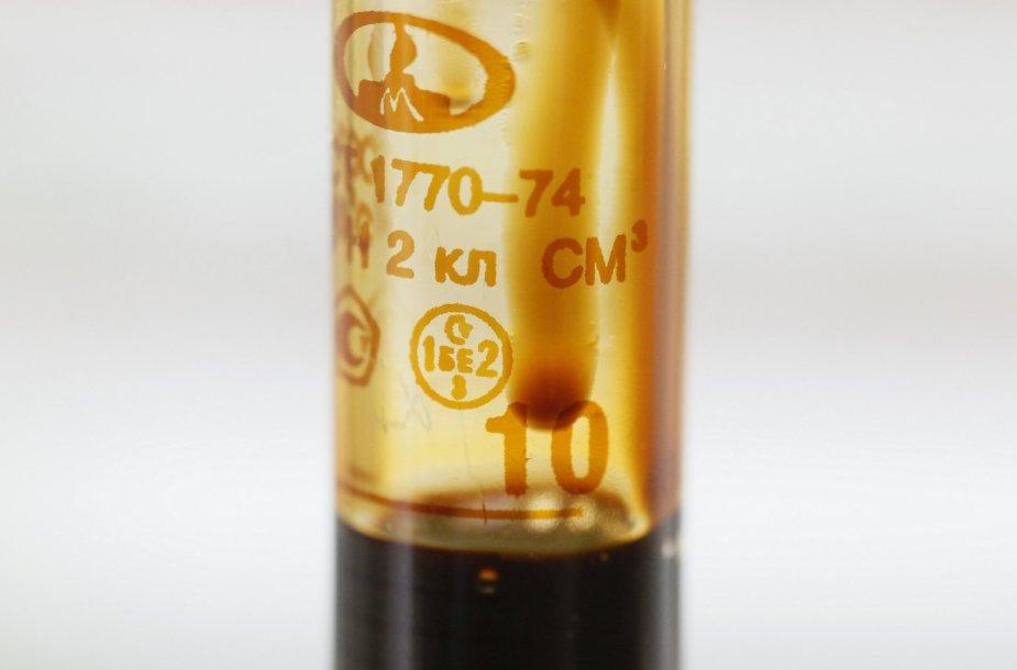 Nafta laboratorijoje