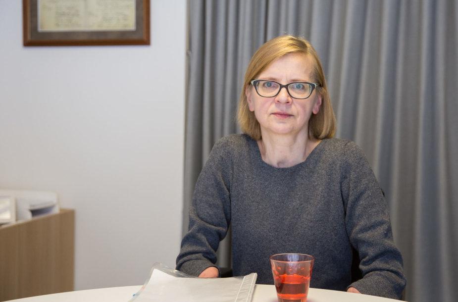 Lina Kaikarienė