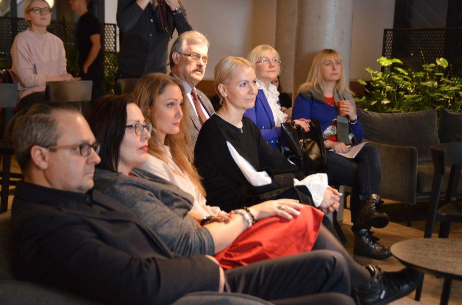 Kaune pristatytas onkologiniams ligoniams skirtas meno terapijos spektaklis
