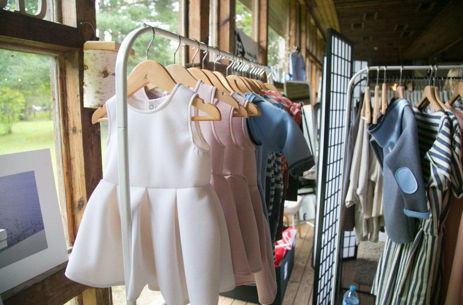 """Mados mugė """"Fashion bazaar"""" pirmą kartą lankosi Palangoje"""