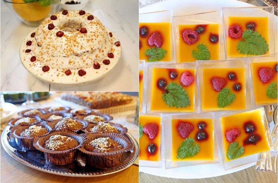 Sveikesni desertai