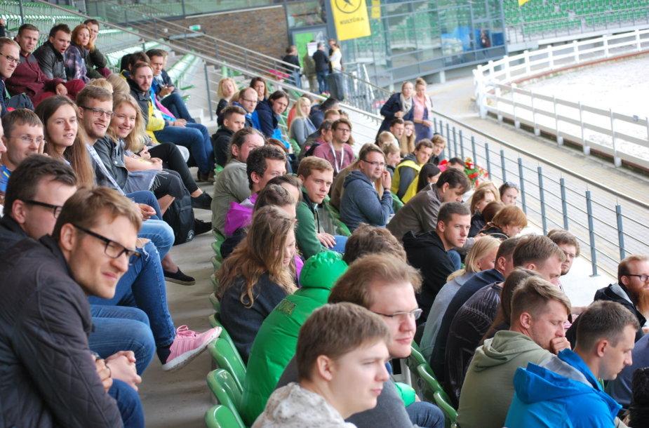 Pasaulio lietuvių jaunimo susitikimas 2016 (fotogalerija)