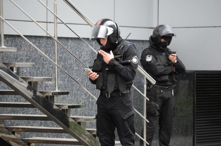 Kijevo pareigūnai