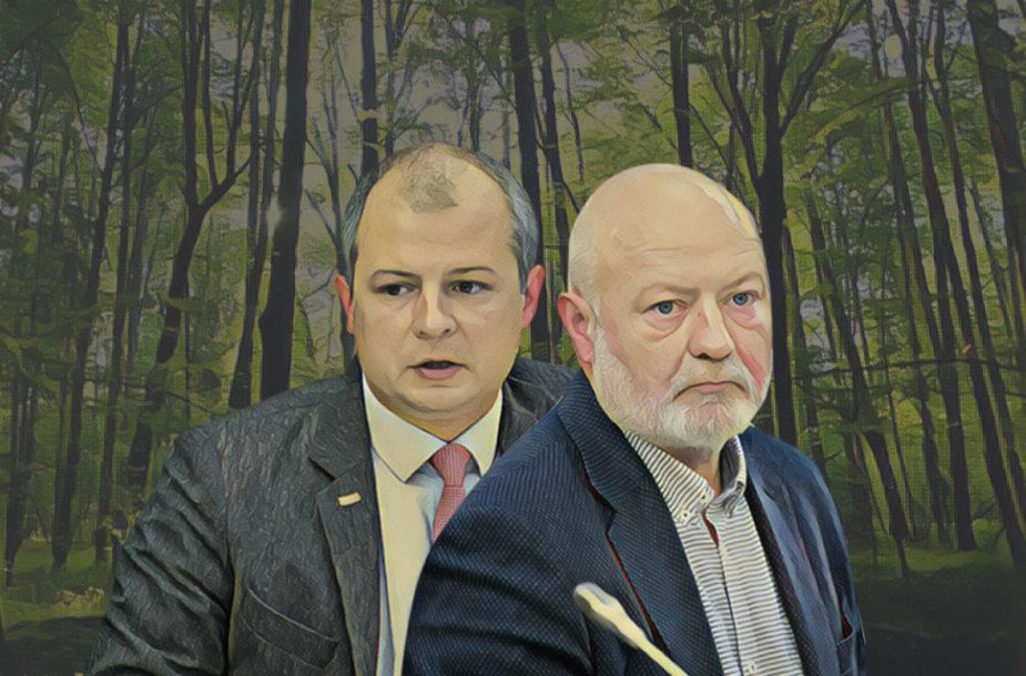 Simonas ir Eugenijus Gentvilai