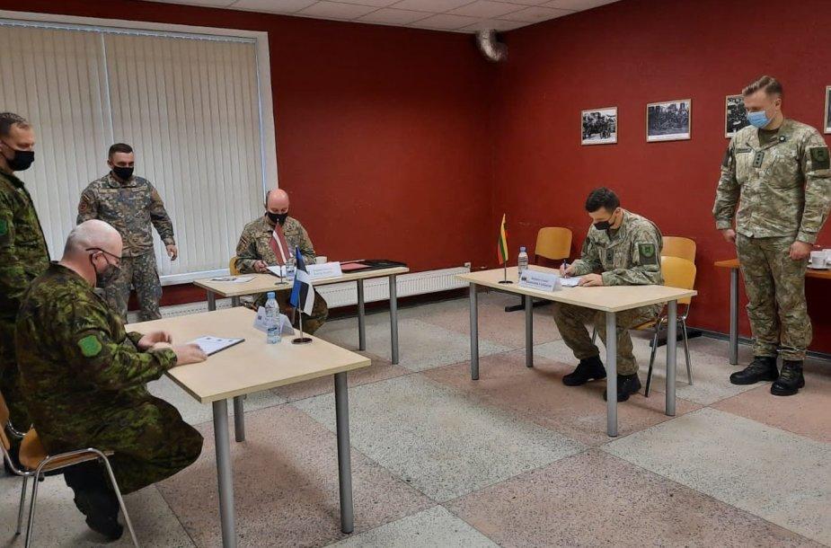 Sausumos pajėgų susitarimas