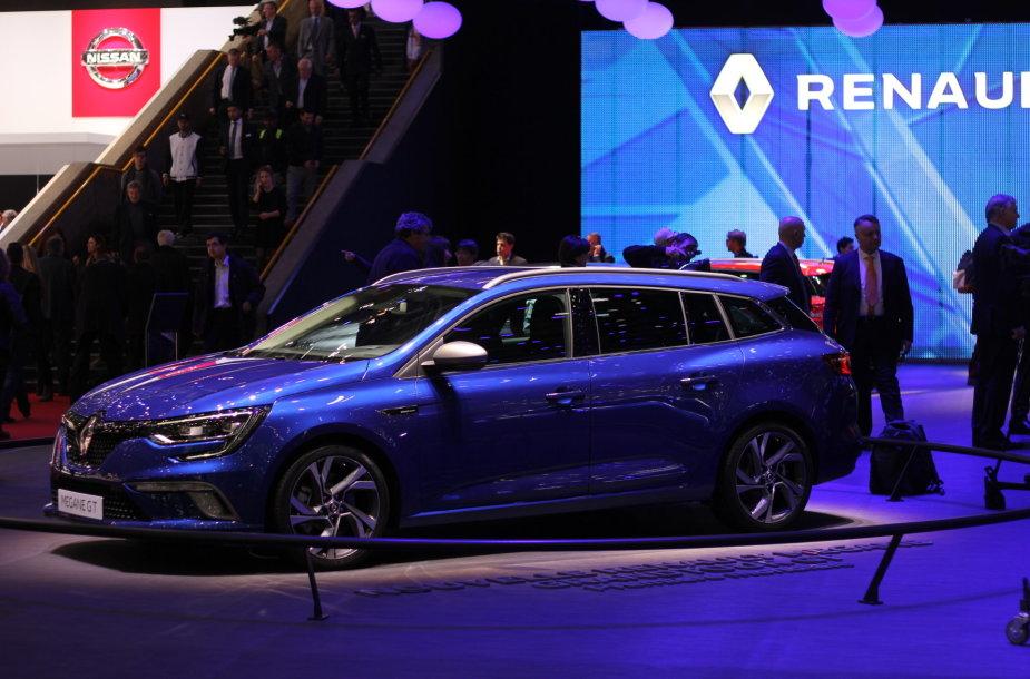 """Renault Megane Tourer"""