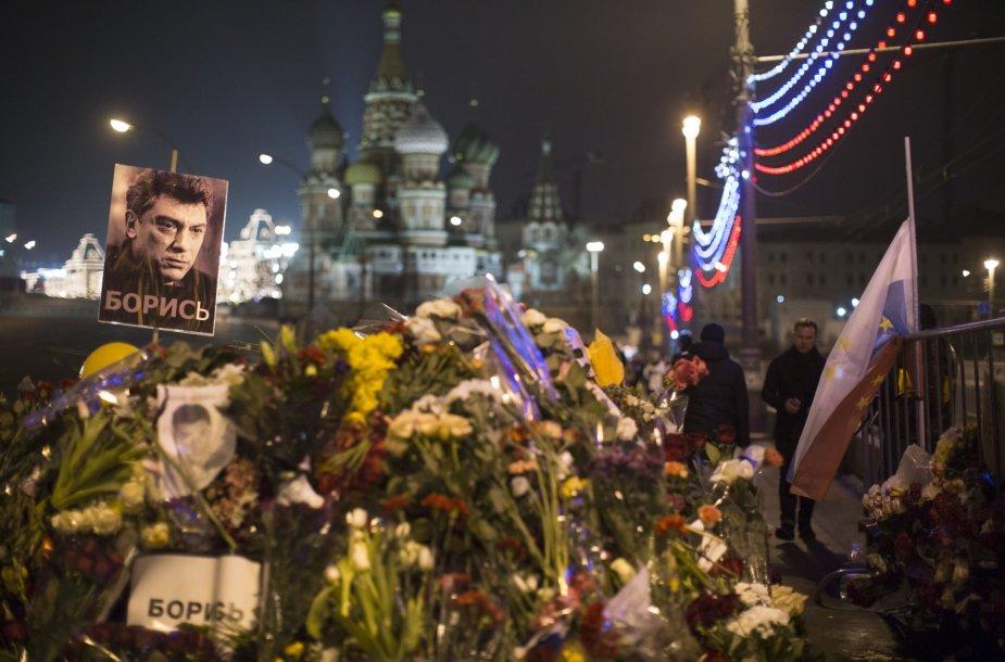 Boriso Nemcovo nužudymas