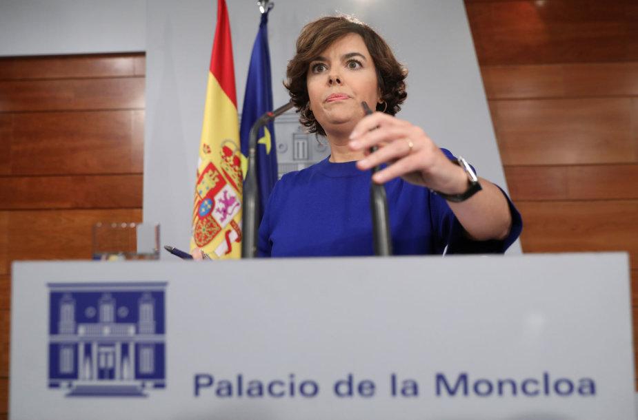 Soraya Saenz de Santamaria