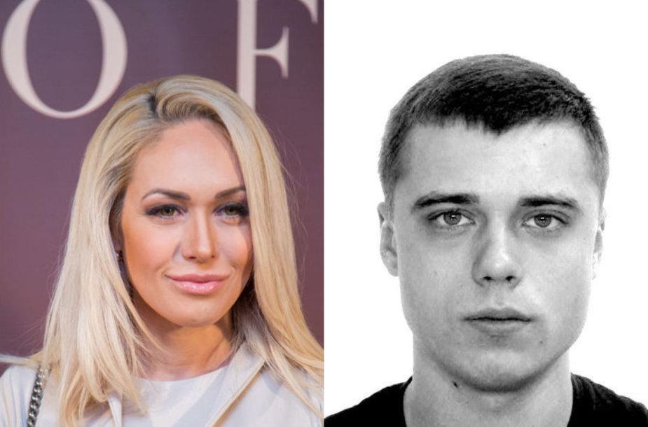 Oksana Pikul ir Jonas Baronas
