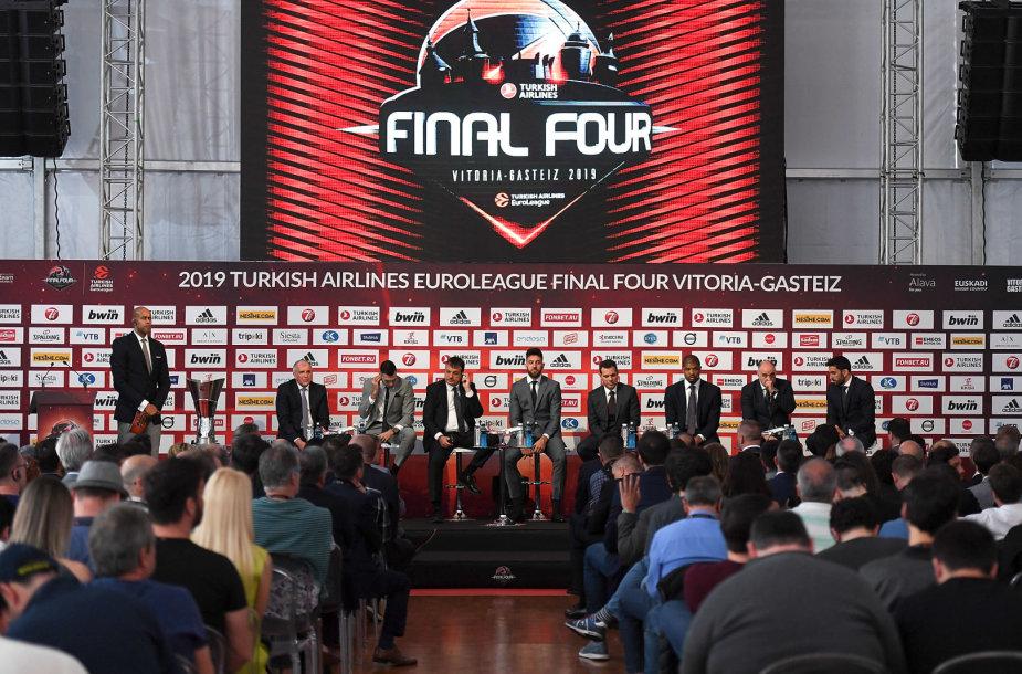 Eurolygos finalo ketvertas