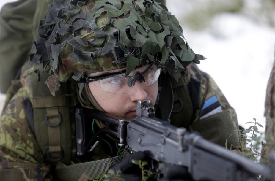 Estijos šauktiniai