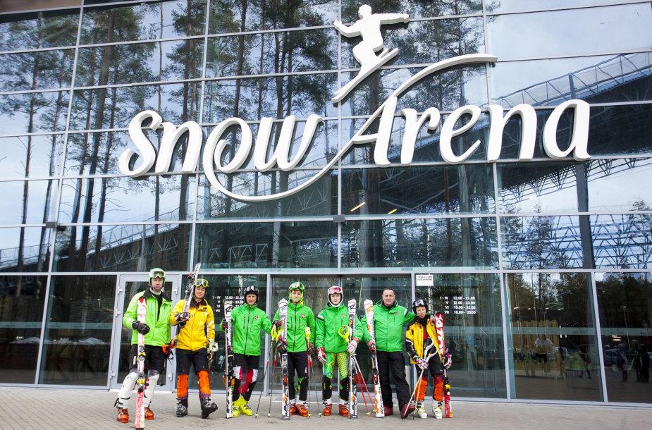 """Druskininkų """"Snow arena"""""""
