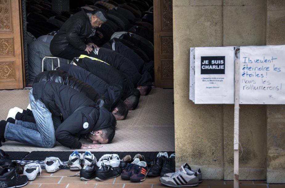 Musulmonai Prancūzijoje