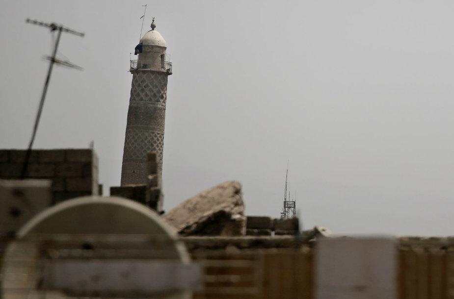 Mosulo minaretas