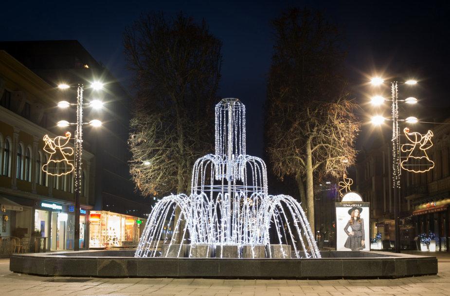 Šviesos fontanas