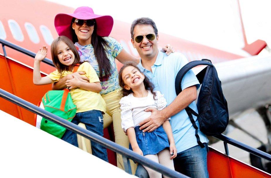 Šeimos atostogos
