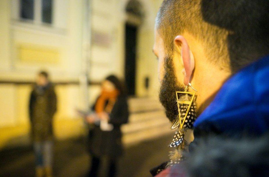 """Gėjų takais: """"Vaiduokliai"""" pristatė ekskursiją apie LGBT bendruomenę"""