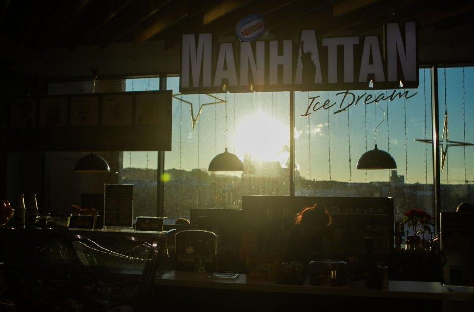 """""""Manhattan Ice Dream"""" ledainė"""