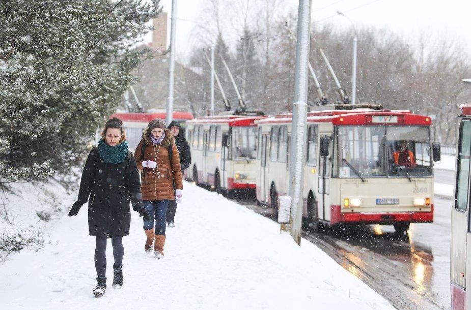 Vilniaus troleibusai