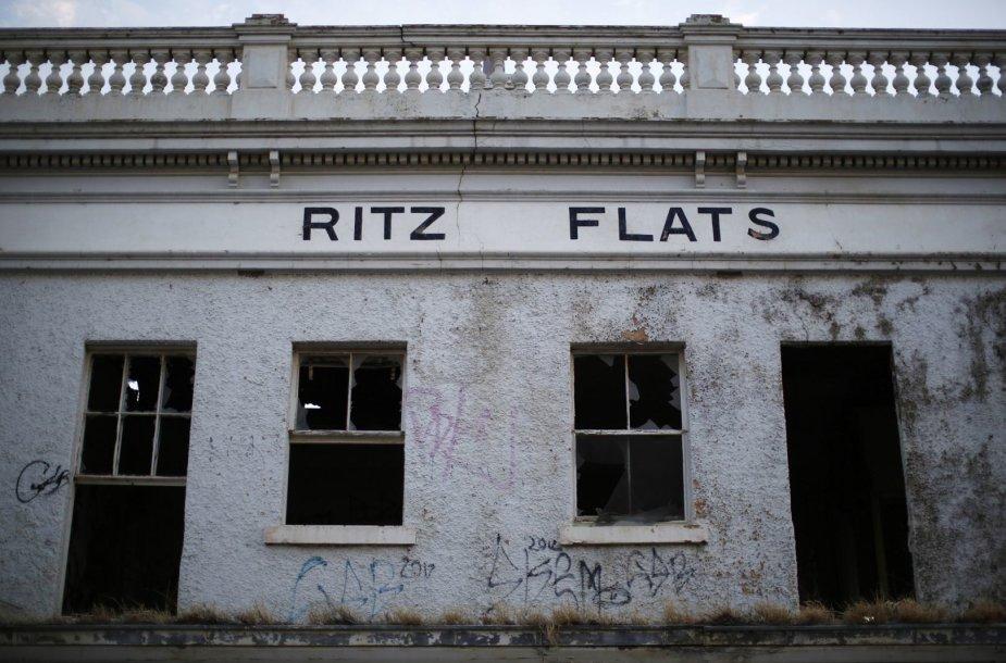 "Buvęs baras ""Ritz Flats"""