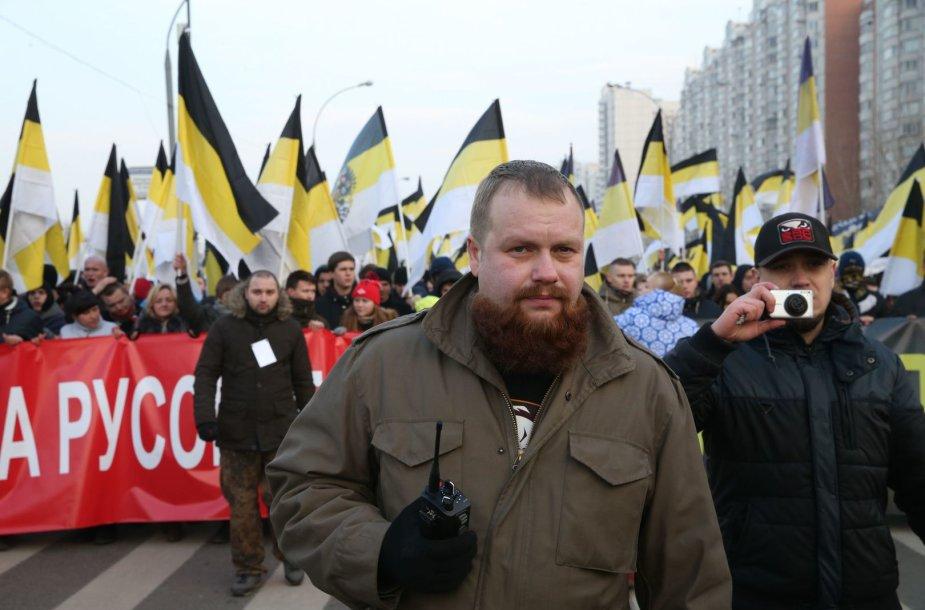 Nacionalinės vienybės dienos minėjimas Rusijoje