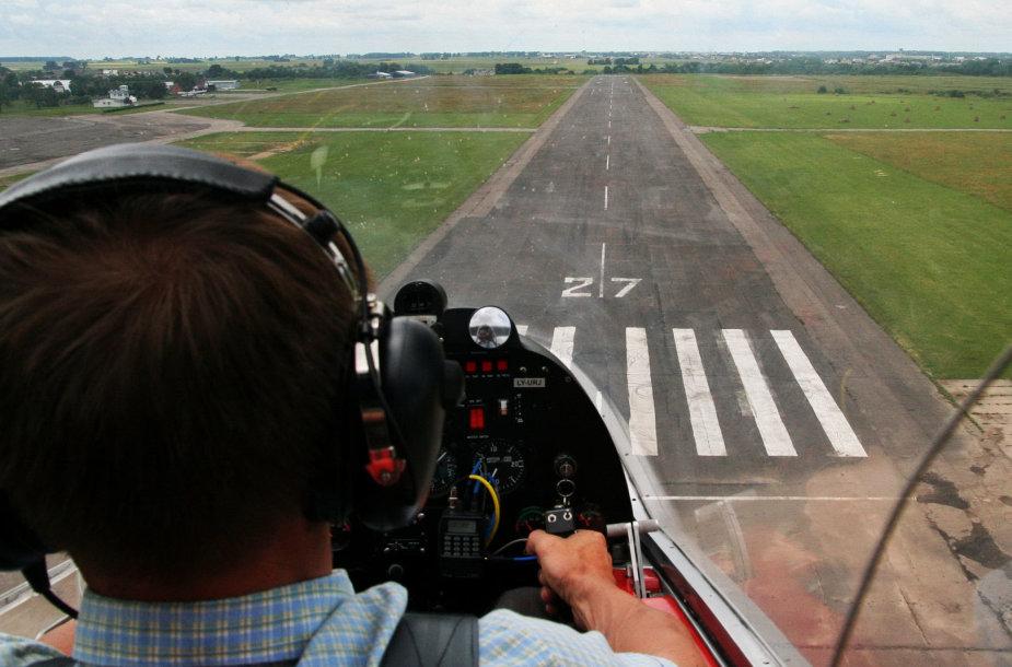 G.Stalausko nuotr.Dariaus ir Girėno aerodromas
