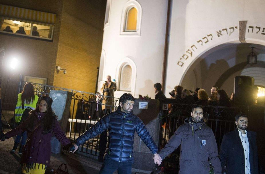 Sinagoge Osle