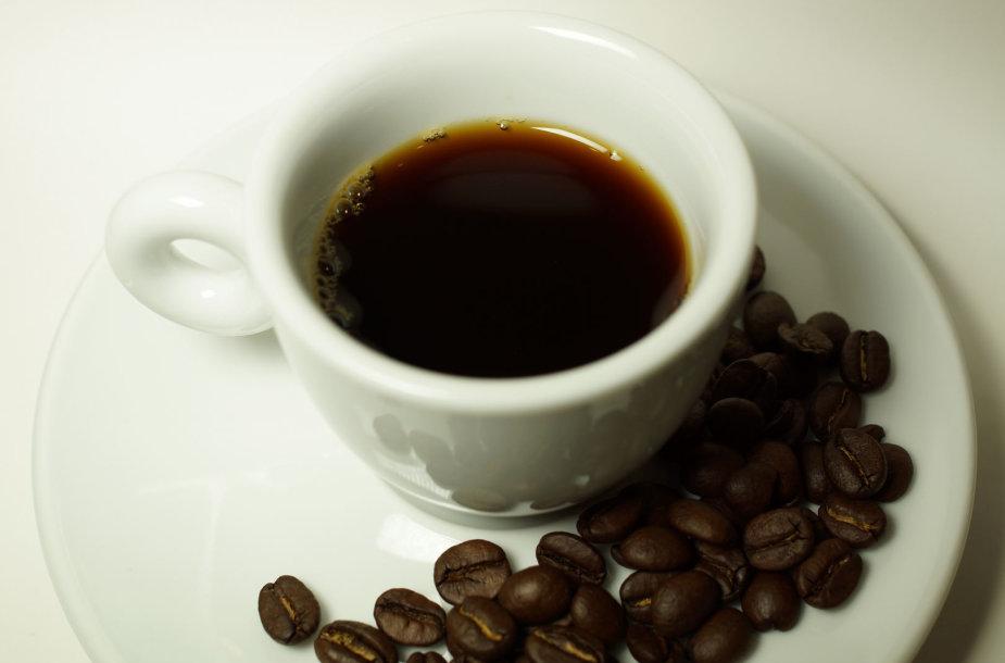 Ar gerti kavą?