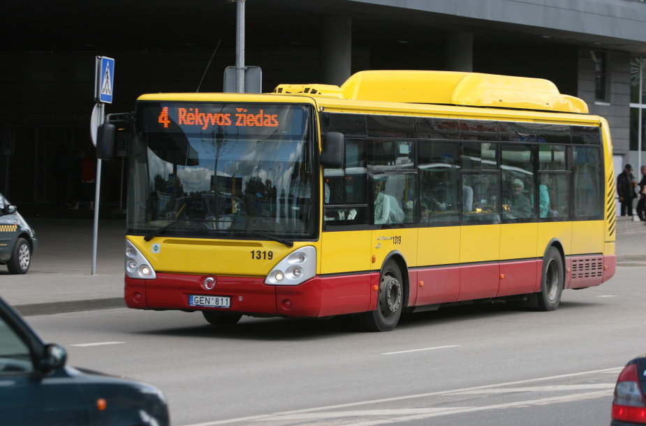 Viešasis transportas Šiauliuose