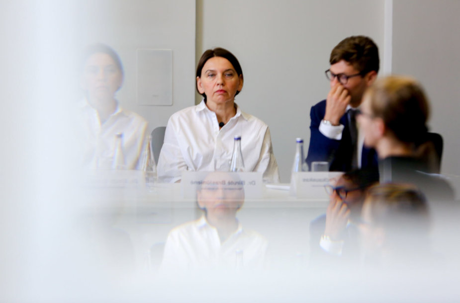 """Spaudos konferencija """"Sveikatos apsaugos ministerijos metai: kas pavyko, o kas – ne?"""""""