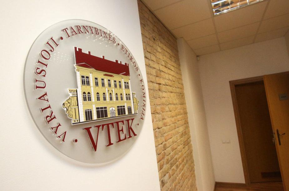 Vyriausiosios tarnybinės etikos komisijos posėdis