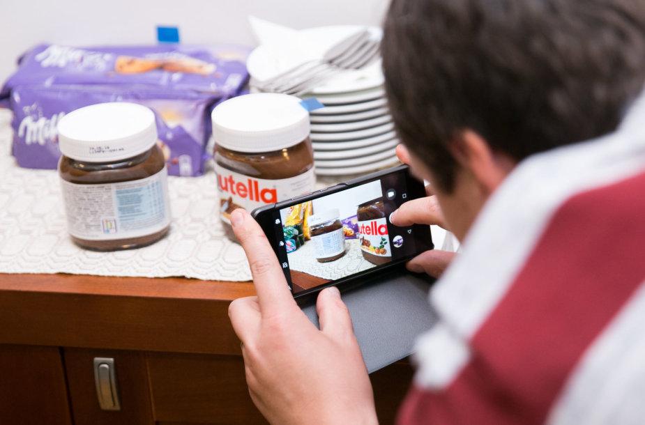 Spaudos konferencija dėl ištirtų prastesnės kokybės maisto produktų