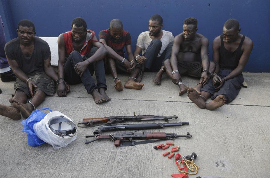 Nigerijos piratai