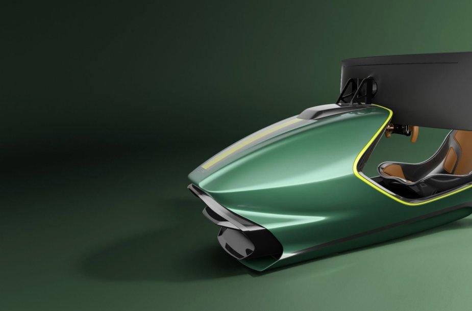 Aston Martin lenktynių simuliatorius AMR-C01