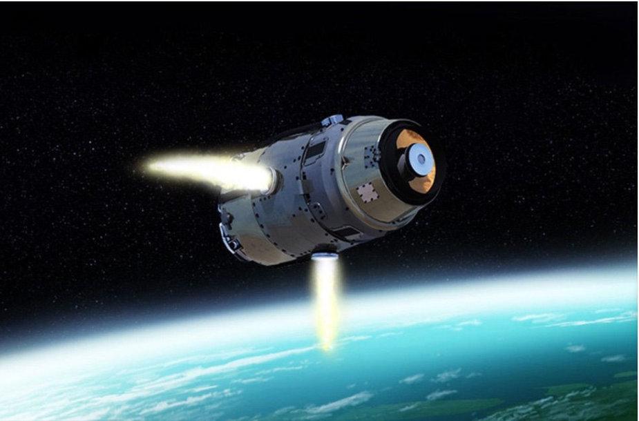 Šios raketos paskirtis – naikinti pavienes artimo ir vidutinio nuotolio balistines raketas