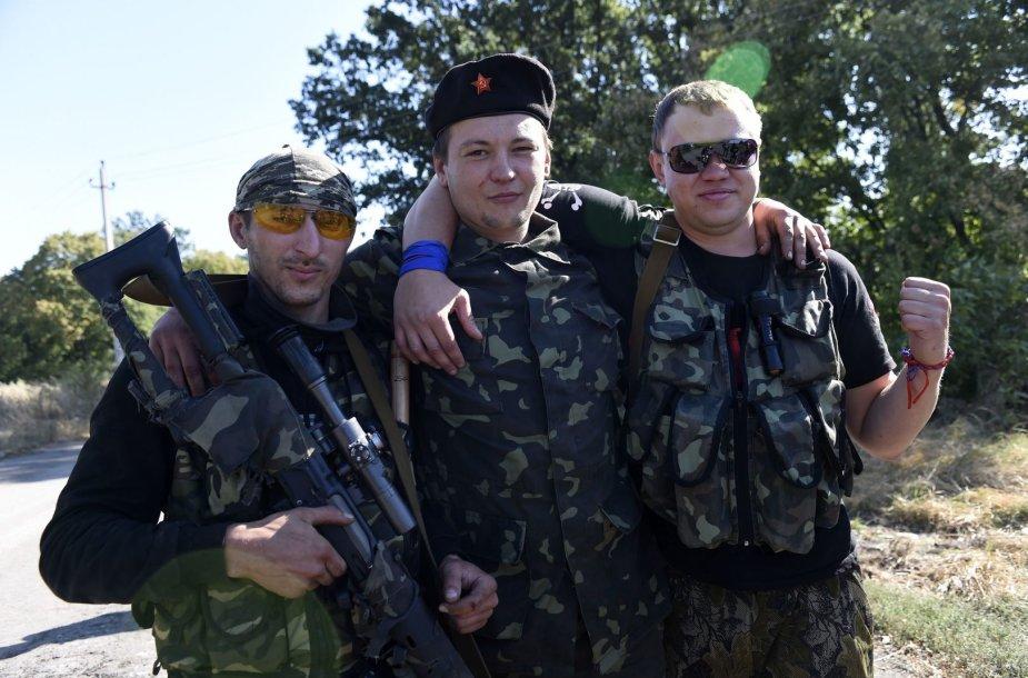 Prorusiški teroristai