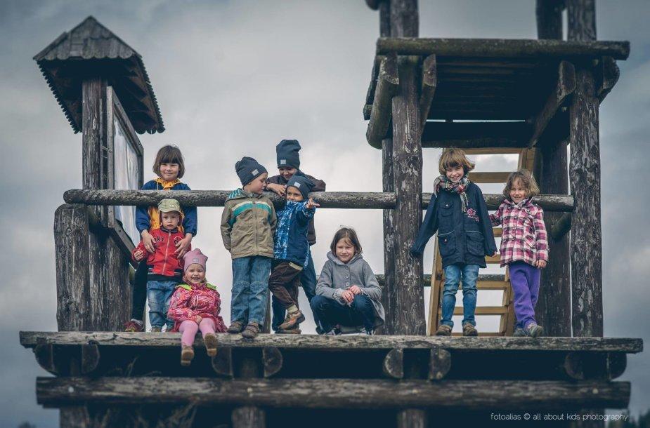 Sikorskių šeimyna