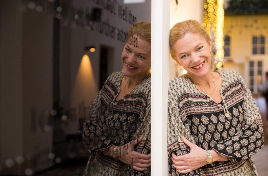 Rašytoja Maja Lunde