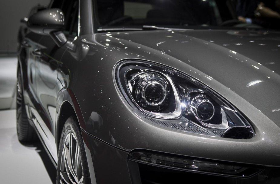 """""""Porsche Macan"""""""