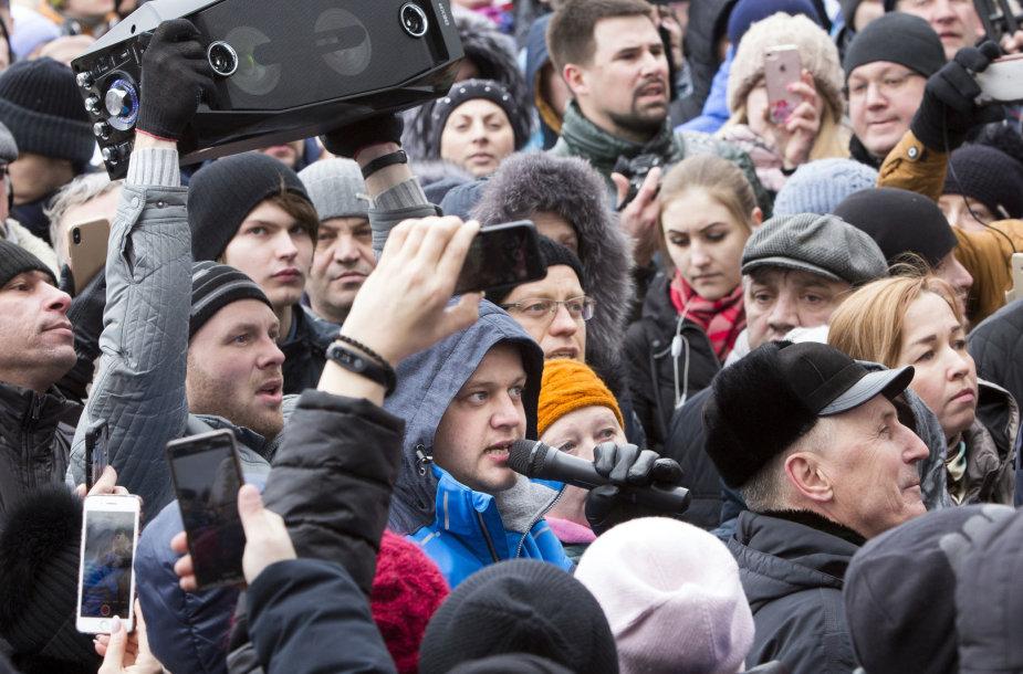 Protestas Kemerove